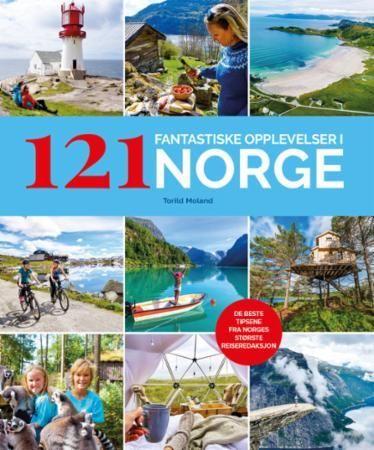 121 fantastiske opplevelser i Norge, Torild Moland