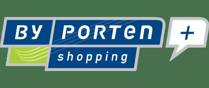 BYPORTEN+ logo