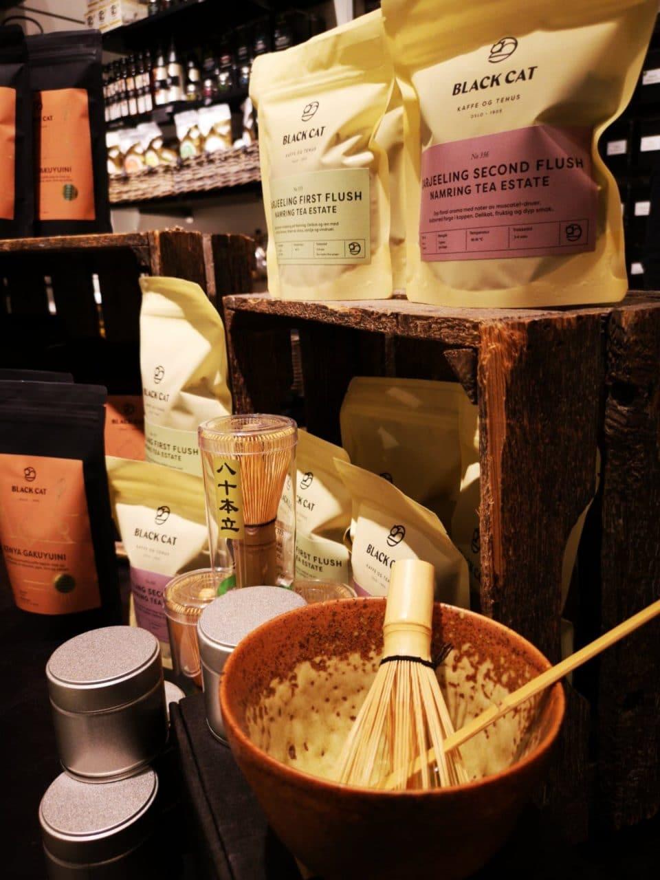 te av høy kvalitet i Oslo