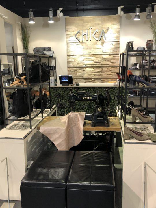Chica - ny butikk