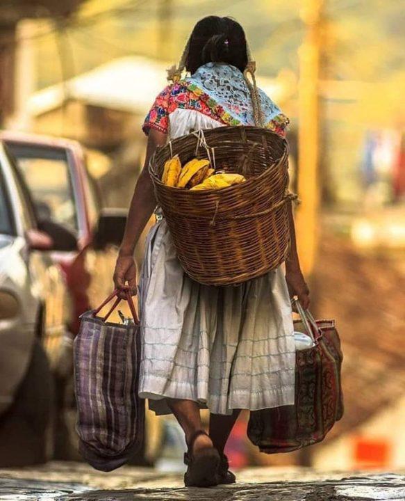 EVOMAR - mexicansk kvinne