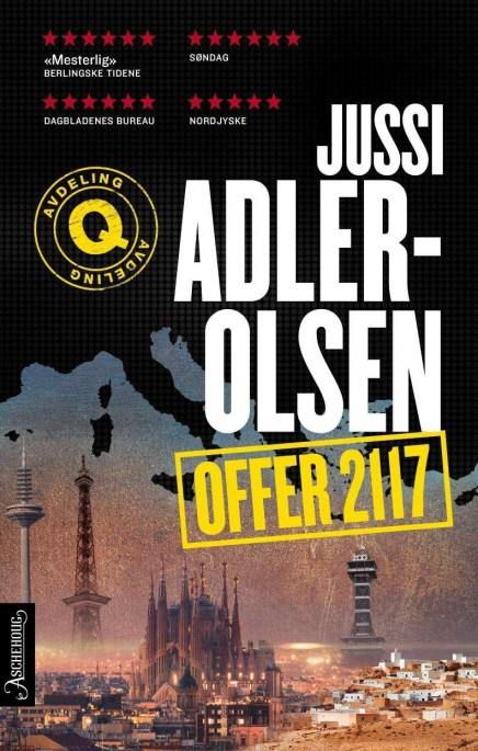 Jussi Adler-Olsen, Offer 2117