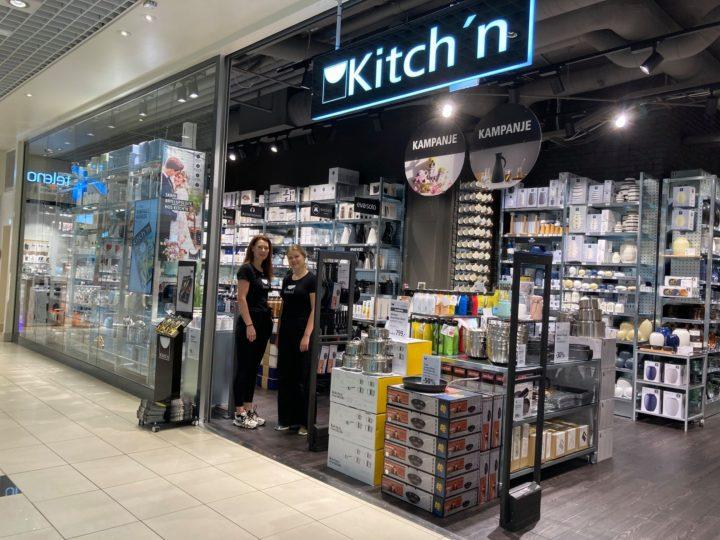 Butikkåpning Kitch'n