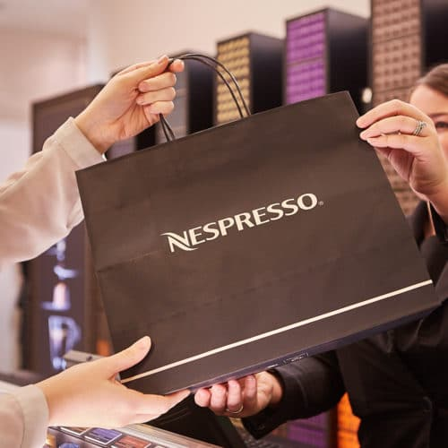 Nespresso Byporten