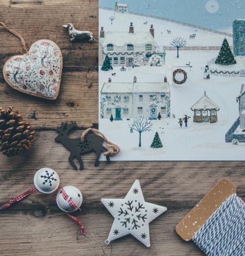 Julekalender Byporten