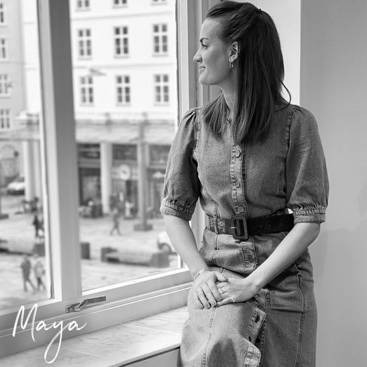 stylist Byporten Maya